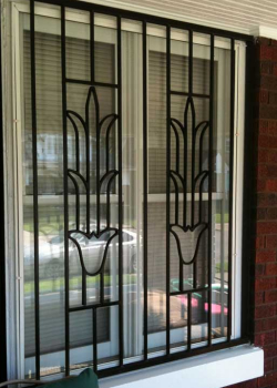 Aci Supply Co Inc Window Burglar Bars