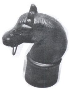 Cast Iron Horse Head