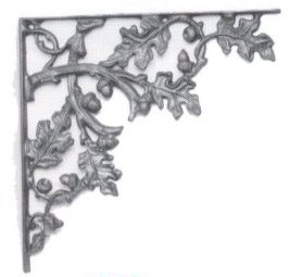 Cast Iron Corner Brackets