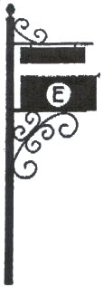 Ornamental Iron Mailbox Stand