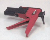 Epoxy Adhesive Gun For Iron Balusters