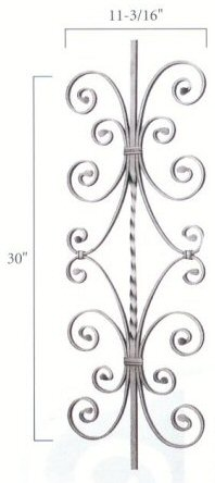Twisted Balusters