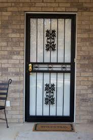 Econo Priced Custom Order Security Storm Doors